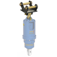 Auger Torque - Double Pin Earth Drill Hitch