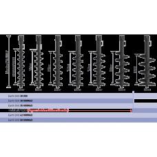 Auger Torque Augers - PA Range - Excavators between 17T and 45T