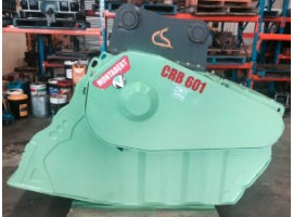 Montabert 601 Crusher Bucket