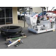 Blastcrete RD6536 Concrete Pump Skid Steer Attachment